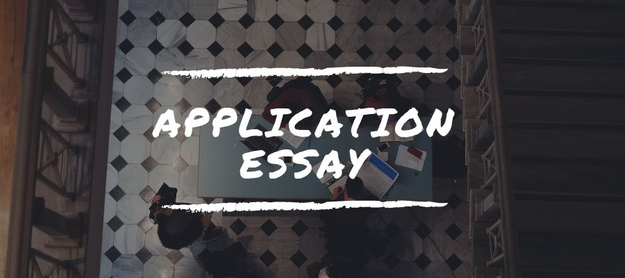 What to Write About in Your Application Essay photo