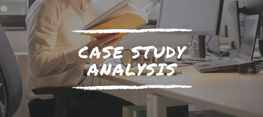 Writing a Case Study Analysis: Complete Guideline photo