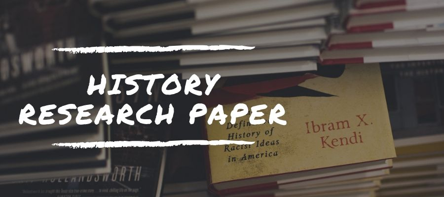 Tips for Writing a Research Paper: Historical Topics photo