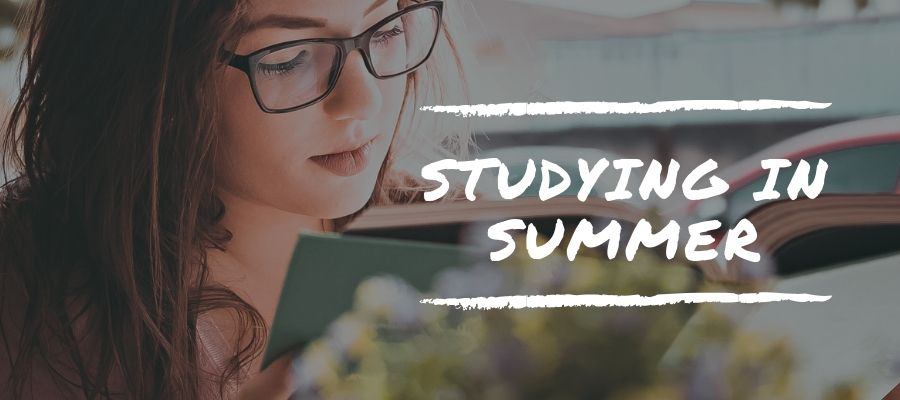 Revising the Tasks: Why Studying in Summer Is Important photo